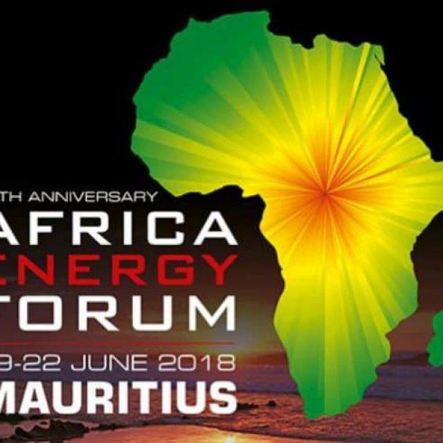 Africa Energy Forum 2018